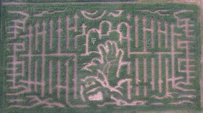 2011 Maze : The Dead Matter